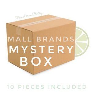 10 Piece Mystery Box